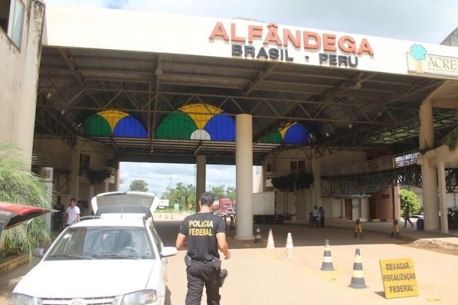 TCU diz que não tem políticas públicas para as fronteiras brasileiras - Foto: Alexandre Lima/Arquivo