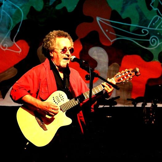 Sérgio Souto, cantor e compositor acreano