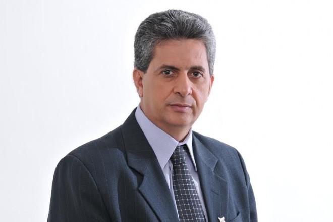 Presidente da Fecomércio, empresário Leandro Domingos
