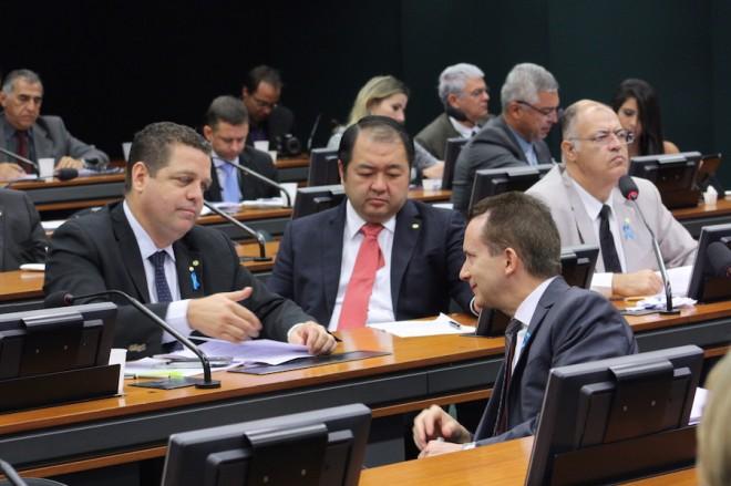 Major Rocha (PSDB -AC) e Celso Russomano (PRB – AC) atuarão em parceria em audiência pública conjunta com empresas aéreas