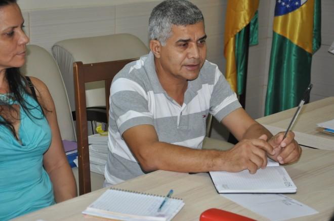 Major Fernandes estará montando uma equipe para realizar um bom trabalho no Município de Brasiléia - Foto: Assessoria