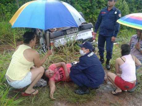 acidente camionete-57