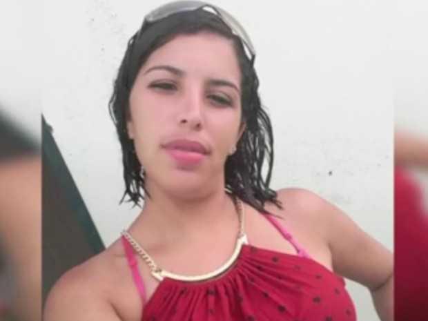 Brasileira morta na Bolívia (Foto: Reprodução/ TV Morena)