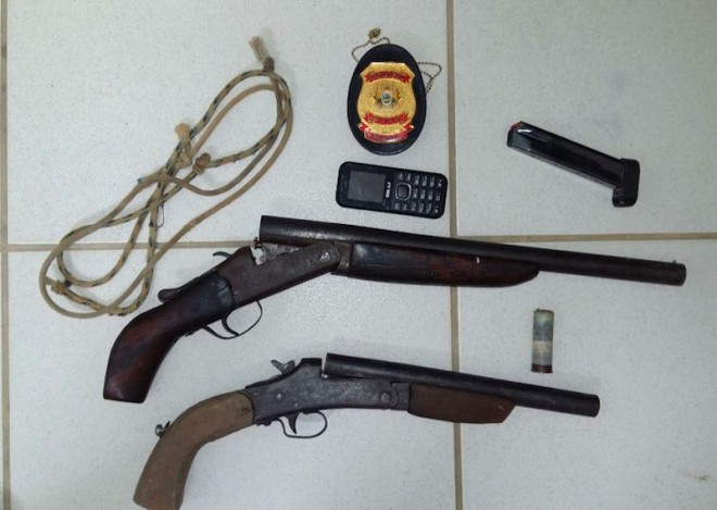 Armas apreendidas (8)