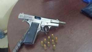 Polícia Civil prende suspeito de tráfico e apreende pistola 9mm