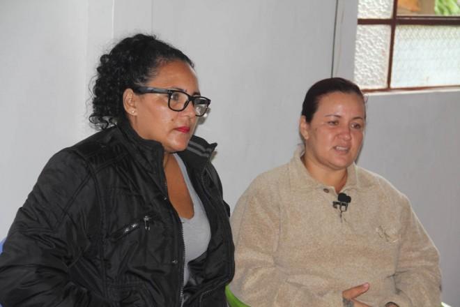 Maria das Graças vem contando com apoio dos irmãos, esposo e filho - Foto: Alexandre Lima