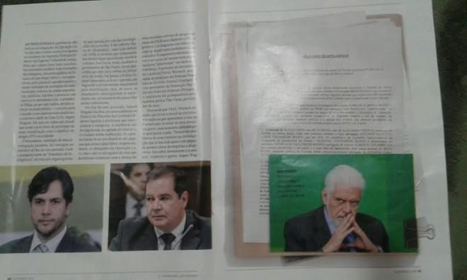 Revista diz que Tião Viana participou de reunião com Dilma onde documento foi entregue a presidente