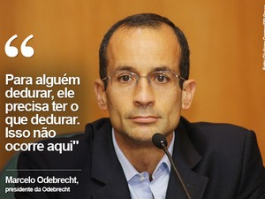 Marcelo Odebrecht havia negado possibilidade de delatar (Foto: Giuliano Gomes/PR PRESS)