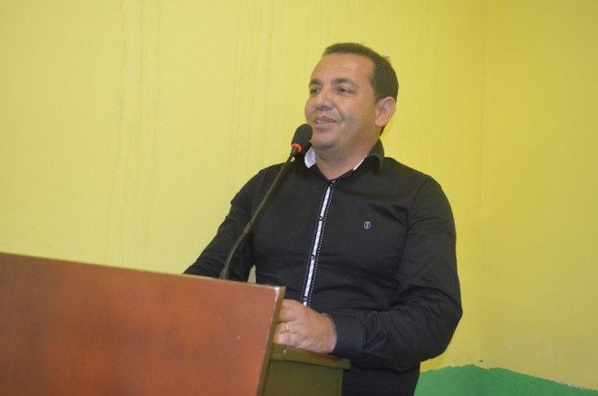 vereador Rogério Pontes (PMDB)
