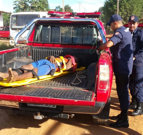 Foi constatado que não havia ambulância na fronteira.