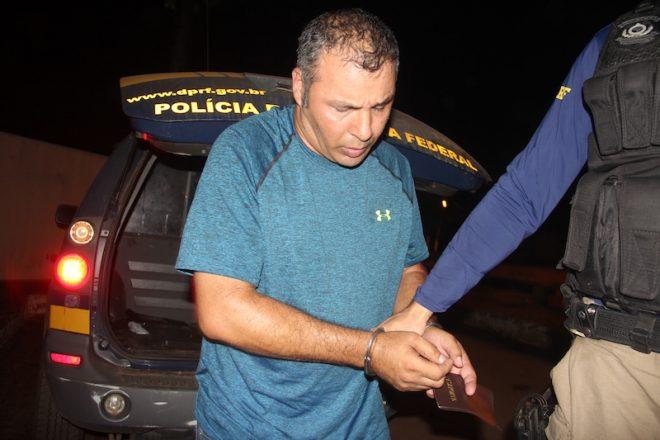 Jhon e acusado de cooptar 'mulas' para o tráfico - Foto: Alexandre Lima