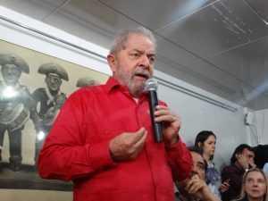 MPF quer que Lula dê explicações sobre itens em cofre de banco (Foto: Joalline Nascimento/G1)