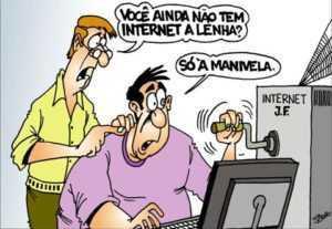 internet lenta