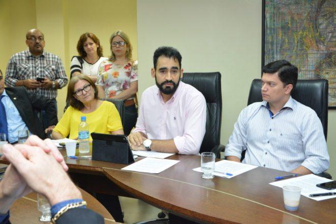 Secretário de Saúde do Estado, Gemil Júnior /Foto: Agência de Notícias AC