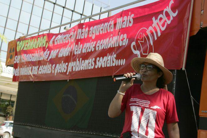 Rosana afirma que o governo do Acre foi infeliz/Foto: Assessoria