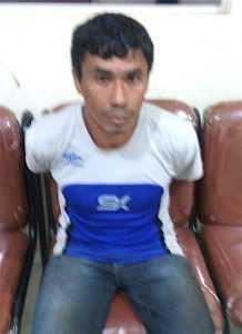 Sebastião foi preso na Bolívia na companhia da menor que foi entregue aos pais.