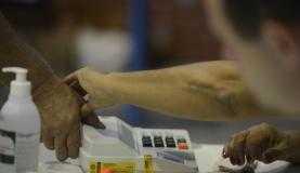 Eleitores de 57 municípios voltarão às urnas para escolher prefeitos e vice-prefeitosTânia Rêgo/Arquivo/Agência Brasil