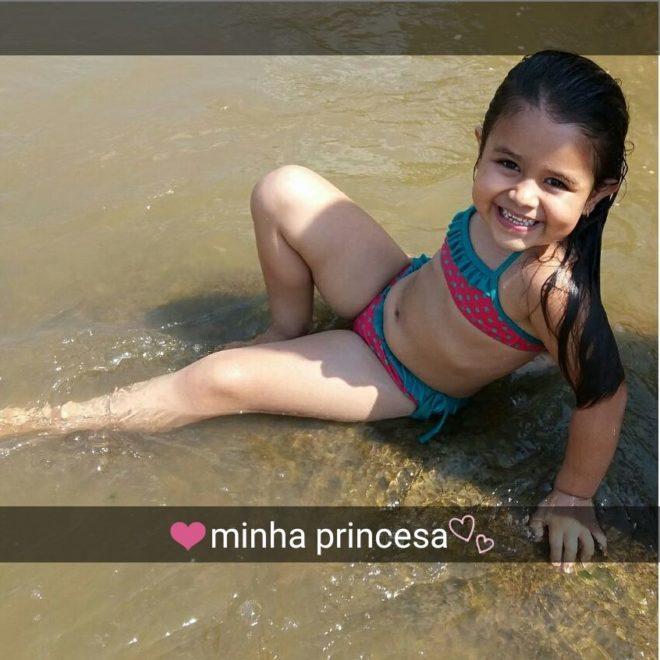 Anelise Ortega, 5 aninhos