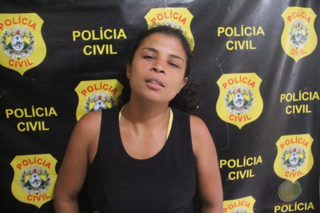 Josiane confessou que usou uma faca contra o jovem e fugiu em seguida para Brasileia - Foto: Alexandre Lima