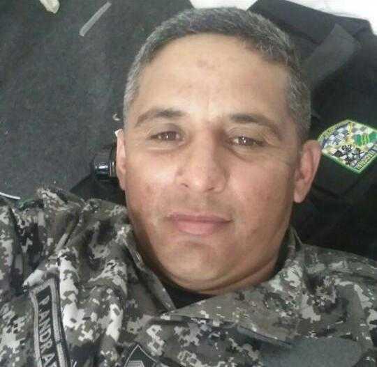 Paulo Maia de Andrade, foi assassinado com um tiro nas costas