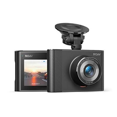 Anker Roav DashCam A1 NightHawk Vision With Sony Exmor Sensor, 1080p FHD LCD Screen