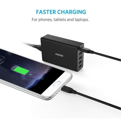 Anker Powerline USB-C to USB-C 2.0 Cable (6ft)