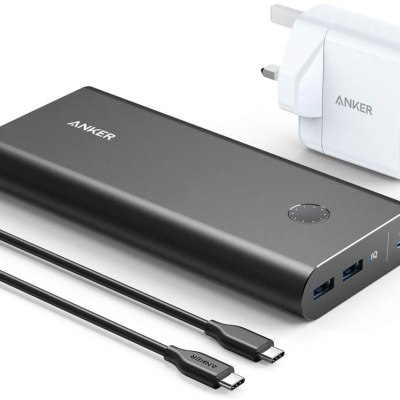 Anker PowerCore+ 26800 PD 45W with PD Charger