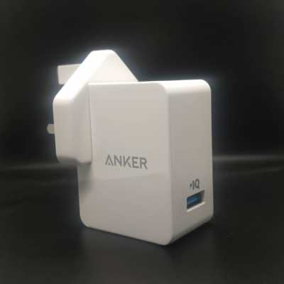 Anker 12W PowerPort 1 USB Wall Charger