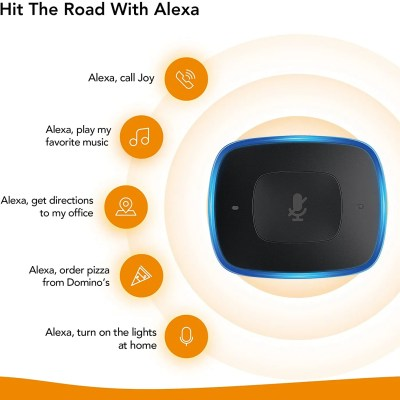 Anker Roav Viva Pro, Alexa-Enabled 2-Port USB Car Charger