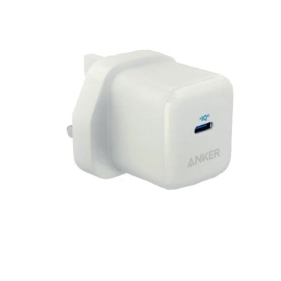 Anker PowerPort III 20W USB C Charger – White