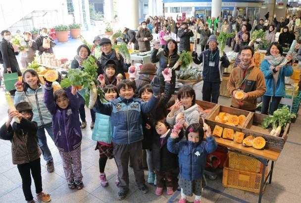 20210106 世界有機農夫市集大介紹 愛知縣名古屋市的有機農夫早市 01