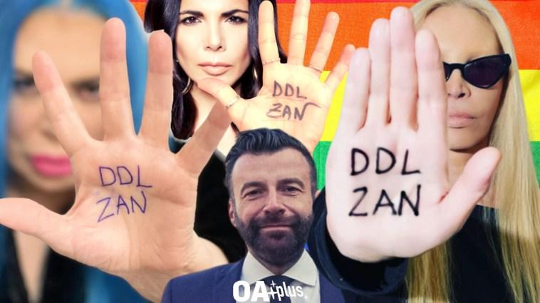Ddl Zan: nello tsunami arcobaleno anche Patty Pravo, Mietta e Loredana Bertè, icone lgbt