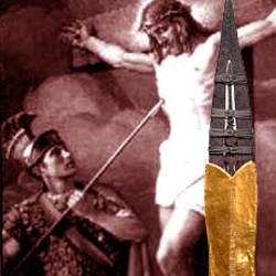 Resultado de imagem para feriu jesus com a lança