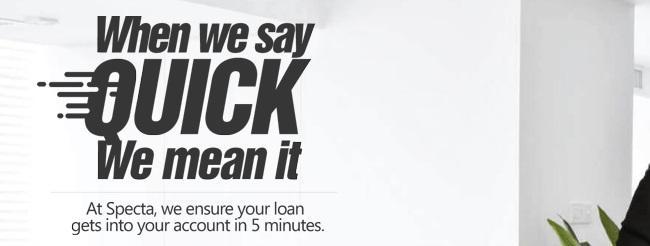 best online loans in Nigeria - Specta