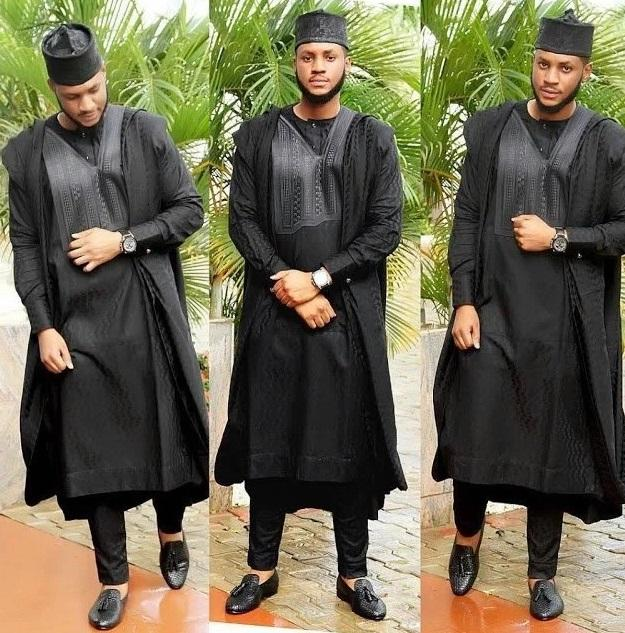 Agbada wears fashion style and Nigerian Fashion Dresses