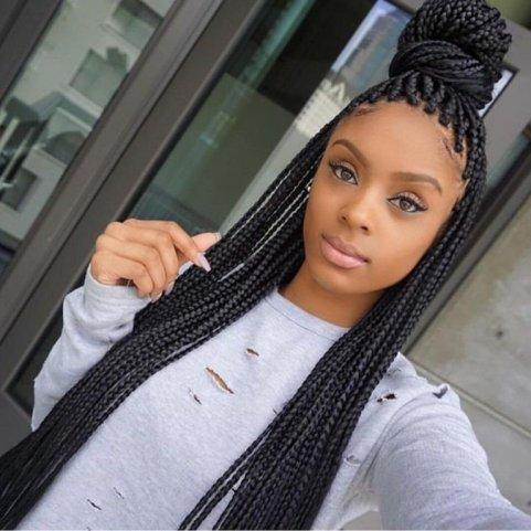 Nigerian african braids