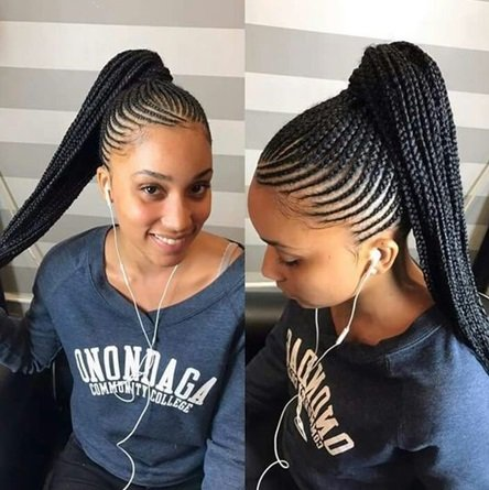 Latest Hair Styles For Ladies In Nigeria