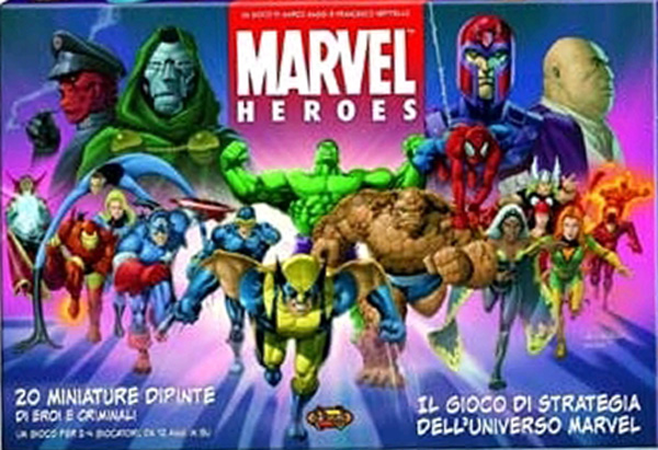 Marvel heroes - Nexus