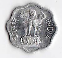 India 2 Paise - 1979