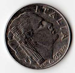 Italia 20 centesimi - 1941