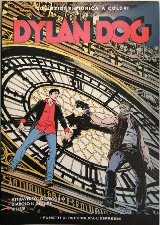 Dylan Dog - collezione storica 4
