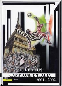 folder - Juventus campione d'Italia 2001/2002