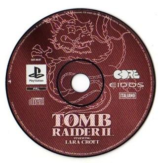 TOMB RAIDER II - PS