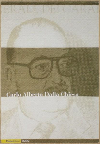 folder - Carlo Alberto Dalla Chiesa