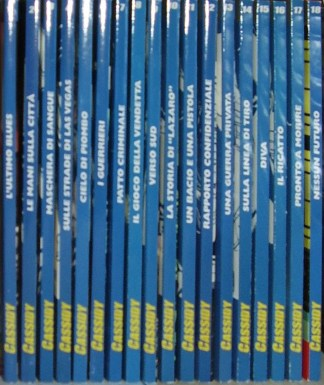 Cassidy - serie completa 18 numeri