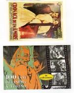 CARTOLINA E BUSTA 100 ANNI DI CINEMA A TORINO - 1996