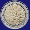 Italia 2 euro Costituzione Europea 2005