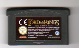 Il signore degli anelli, la terza era - Game boy micro