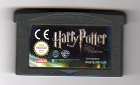 HARRY POTTER / L'ORDINE DELLA FENICE - GAME BOY MICRO