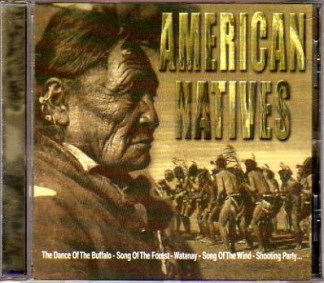 AMERICAN NATIVES - AAVV